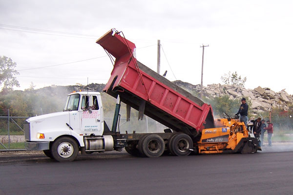 Asphalt Paving Maintenance