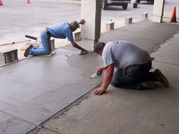 Concrete Curbs and Gutters