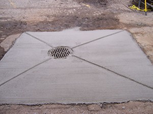 Drainage Catch Basin Repair