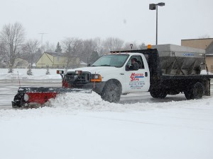 Snow Management in Flint, Michigan