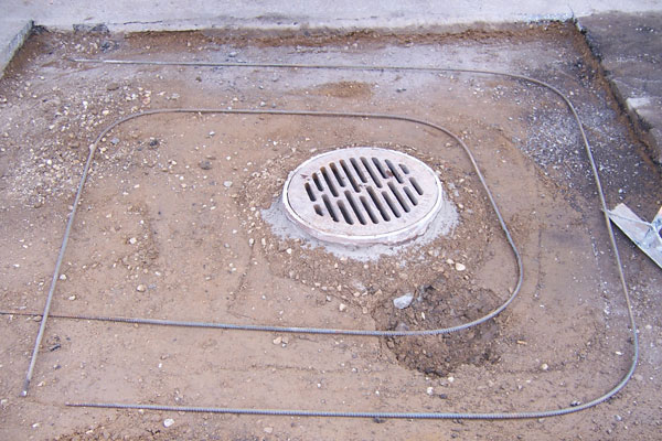 Manholes & Catch Basin Repair in Flint