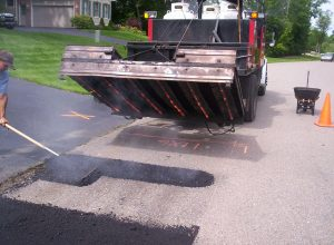 Infrared Asphalt Repair MI