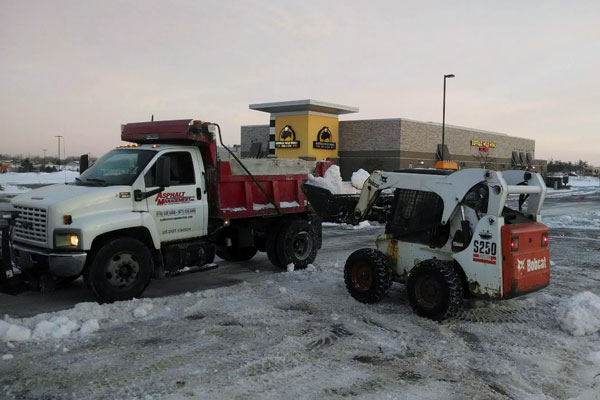 Snow Removal in Grand Blanc