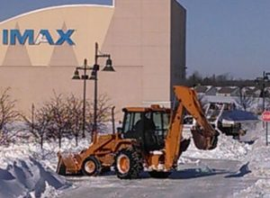 Snow Removal in Grand Blanc Michigan