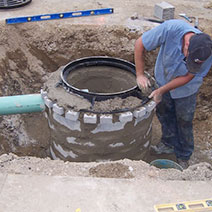 Man Hole Repair